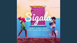 Say You Do (Blinkie vs Sigala Remix)
