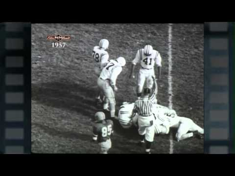 Big Ten Film Vault: 1957 Yearbook - Ohio State Season Recap
