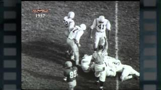 Big Ten Film Vault: 1957 Yearbook - Ohio State Season Recap