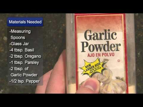 How To Make Italian Seasoning