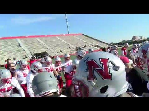 Nicholls State University Football