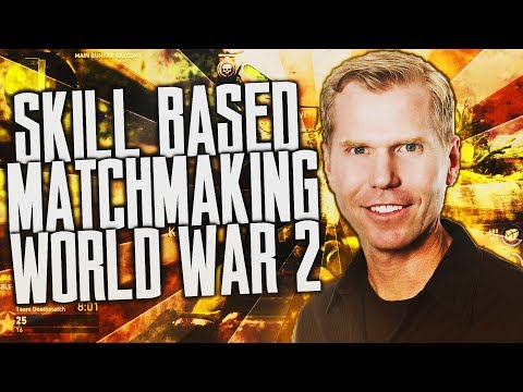 skill based matchmaking wwii