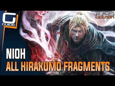 Nioh Guide - All Hiragumo Fragment Locations in Spider Nest Castle