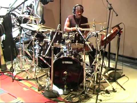 Sonny Emory - Papamichael - Tracking Drums for 5th CD