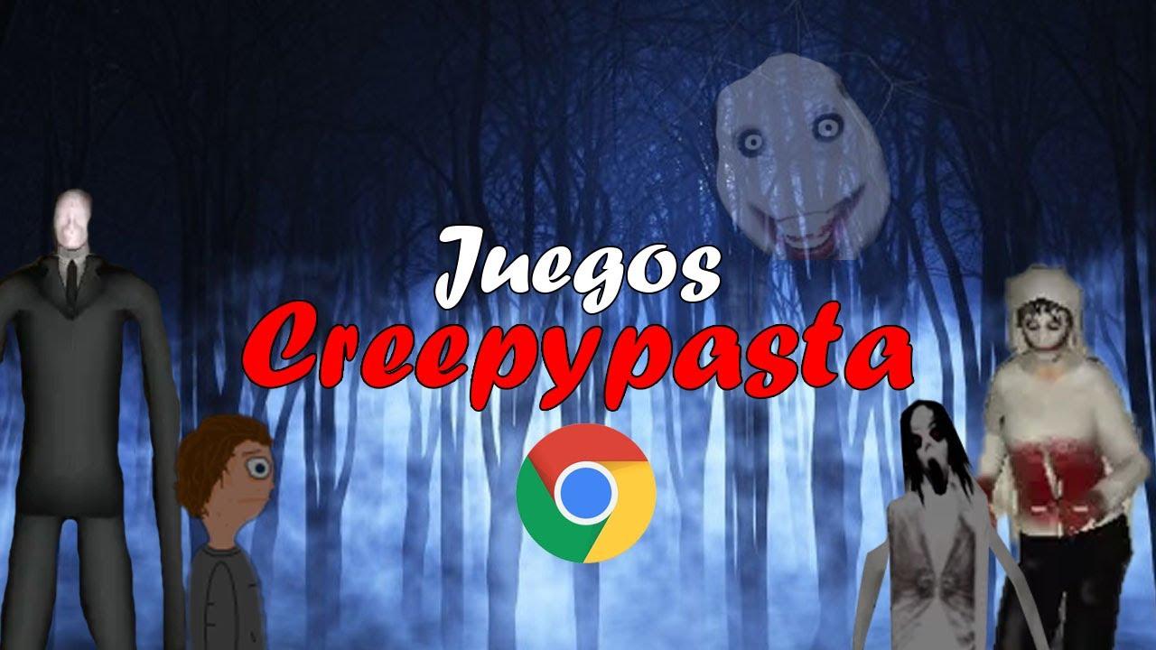 Los Juegos Creepypastas que nos daba miedo -- JULINWORLD 15
