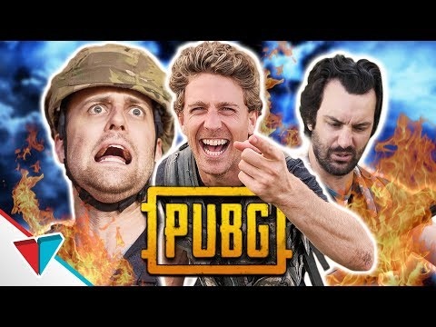 PUBG Logic Supercut 7 (funny PlayerUnknown Battlegrounds skits)