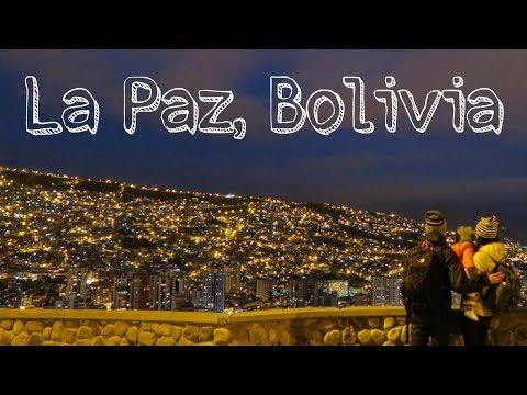 Bolivia Vlog: La Paz! (Killi Killi, Plaza Murillo, Monticulo, Atix Hotel)