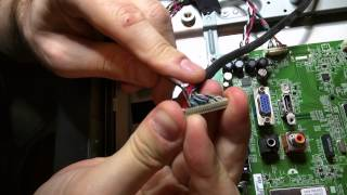 HowTo: Repair Your TV -  Red, Green, Blue Hue
