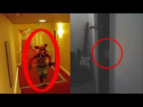 5 Personaggi Dei Creepypasta Ripresi Nella Realtà