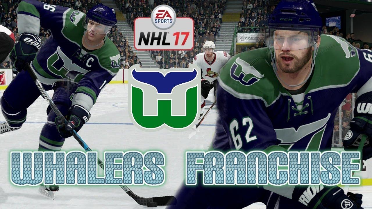 87f23085 NHL 17 Hartford Whalers (Florida Panthers) Relocation Franchise - EP18 -  Vloggest
