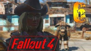 Fallout 4. Прохождение. Часть 6 Жители довольны 60fps