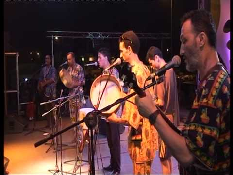 Groupe ahl lehal Tetouan festival LAMA Ouad law