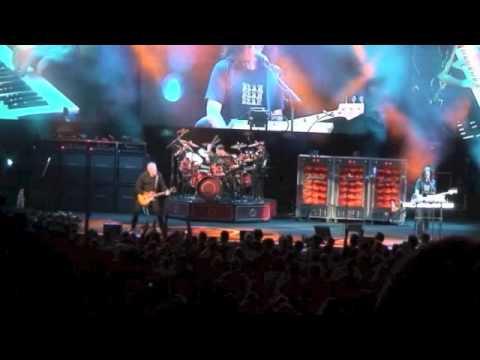 RUSH - Live In California 2007