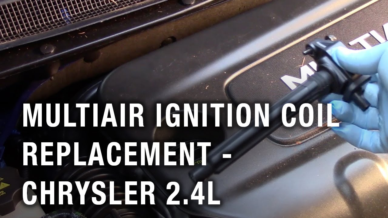 small resolution of multiair ignition coil replacement chrysler 2 4l