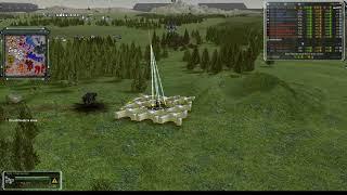 Supreme Commander - FAF Cast 351 - Custom 5v5 on Wonder open 5v5 (RK4000 explosion mod)