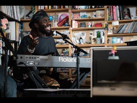 Blood Orange: NPR Music Tiny Desk Concert
