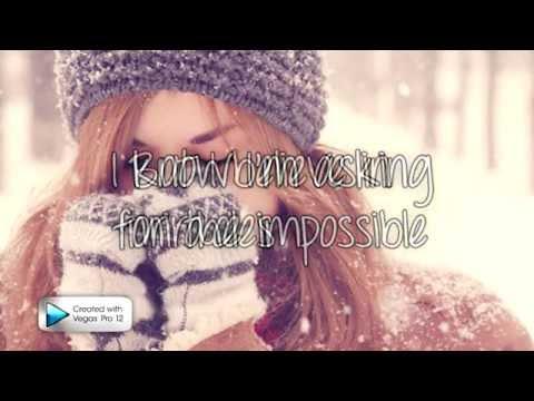 Ariana Grande - Snow In California [Lyric HD]