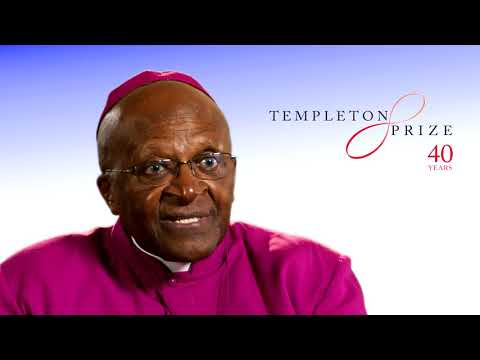 Who we are: Human uniqueness and the African spirit of Ubuntu.  Desmond Tutu, Templeton Prize 2013