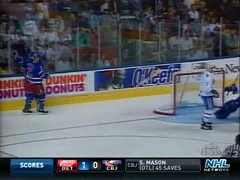 1995 NHL ECQF New York Rangers vs Quebec Nordiques (Part 3 of 3)