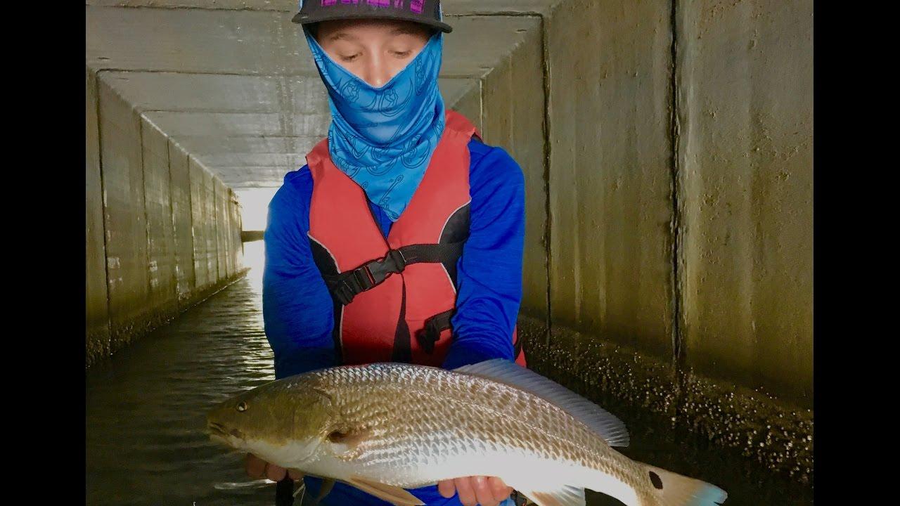 South texas fishing show finding redfish and sheapshead for South texas fishing