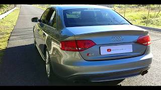 Performance Test: Audi S4 Quattro 3.0 TFSI - Very Fast and Sounds Awesome !!!