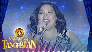 Tawag ng Tanghalan: Phoebe Salvatierra | A Moment Like This (Quarter 2 Semifinals)