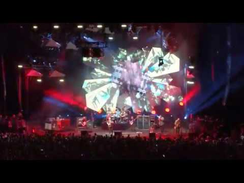 Dave Matthews Band 62218 Mansfield Samurai Cop Oh Joy Begin #41 Xfinity Center Great Woods DMB
