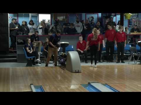 High School Bowling Tournament, December 28, 2016