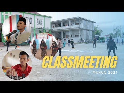 SERU!!! CLASSMEETING PALING KEREN