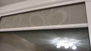 видео Жалюзи на балкон: конструкция, виды, различия. Какой тип выбрать?