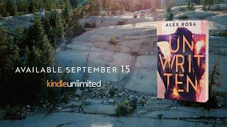 Unwritten | Official Book Trailer