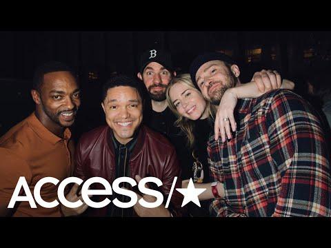 Justin Timberlake Celebrates His Birthday With Emily Blunt, John Krasinski & More Stars | Access Mp3