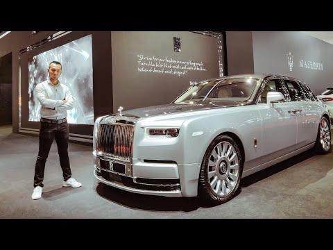 Rolls-Royce PHANTOM thế hệ VIII 2019