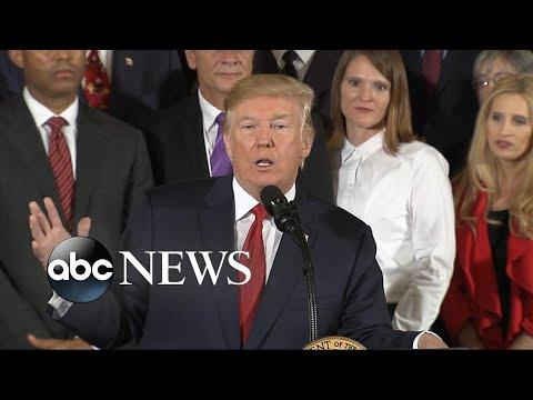 Trump declares opioid epidemic the worst drug crisis in American history