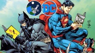 La Historia de Dc Comics