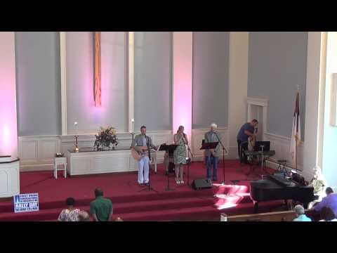 Sunday August 31 2014 (1) First Union Congo Church Quincy IL