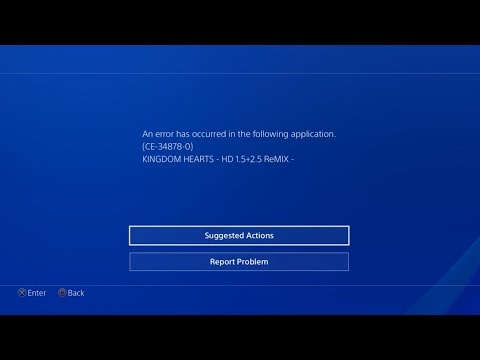 Kingdom Hearts HD 2.5 (PS4) - What Should Be Patched?