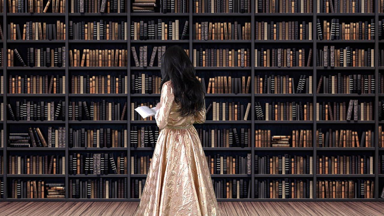 Raum und Zeit | Die magische Bibliothek