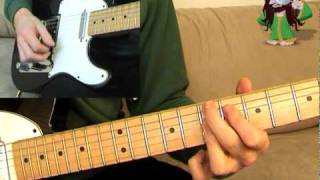 Paying The Cost To Be The Boss B.B. King Guitar Lesson