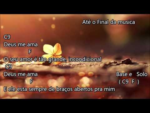 Deus me ama - Thalles Roberto( Cifra e Letra )
