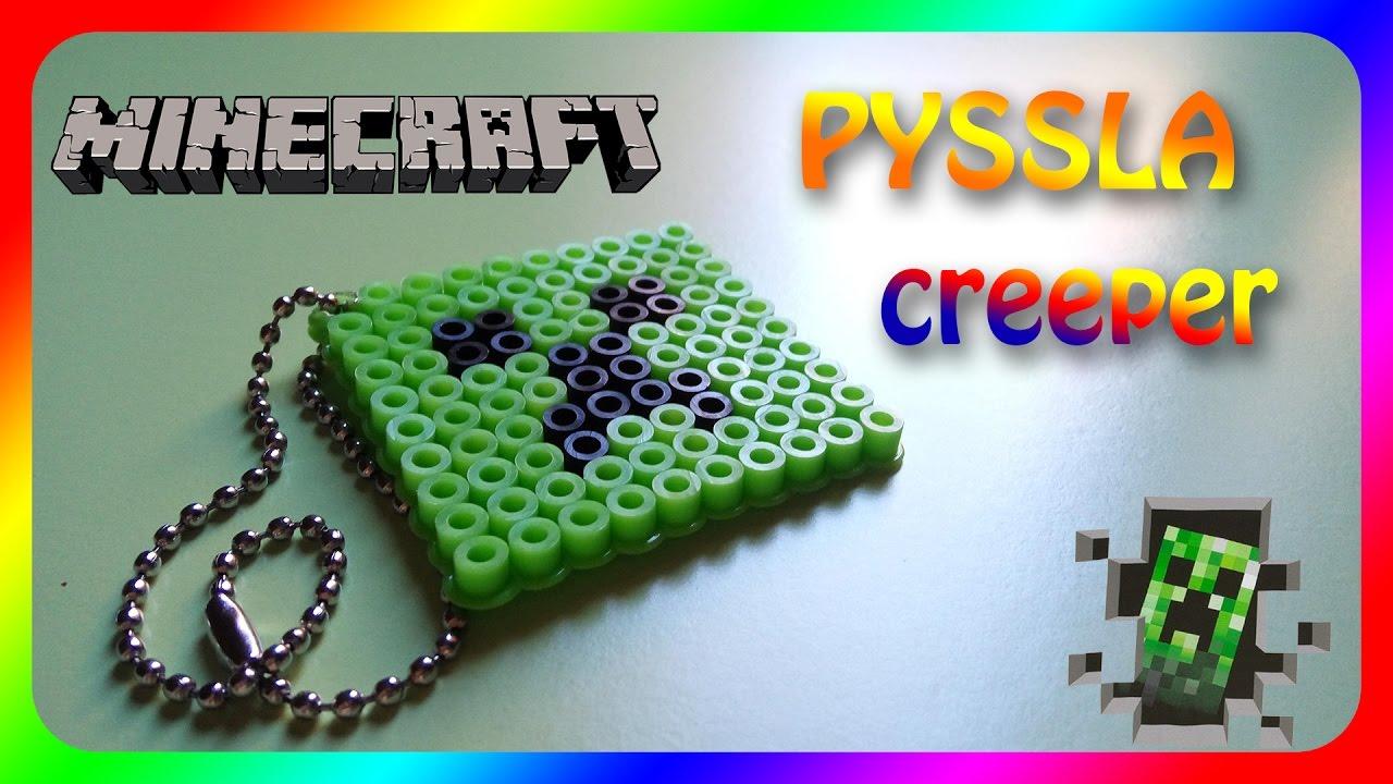 Pyssla Minecraft