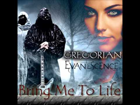 Gregorian feat.Evanescence - Bring Me To Life (Exclusive Version)