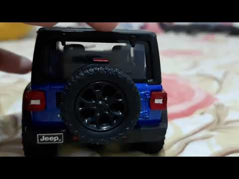 Unboxing & Review Jeep Wrangler Rubicon