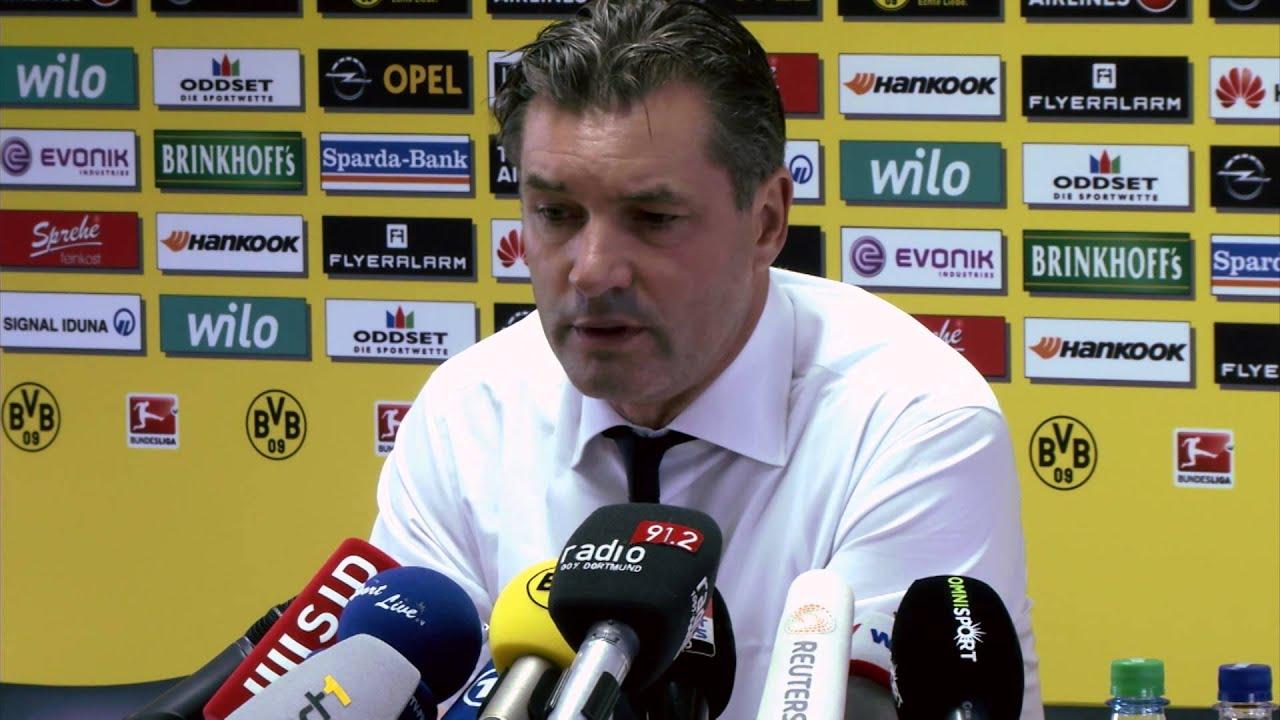 "Zorc zum Klopp-Ausraster: ""Hat sehr heftig reagiert""   SSC Neapel - Borussia Dortmund 2:1"