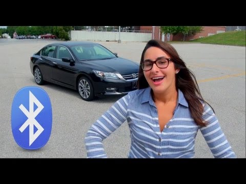 Herb Chambers Honda >> HOW TO SET UP BLUETOOTH | 2013-2014 Honda ACCORD - YouTube