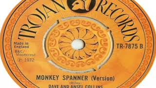 Dave And Ansel Collins Monkey Spanner Version 1972