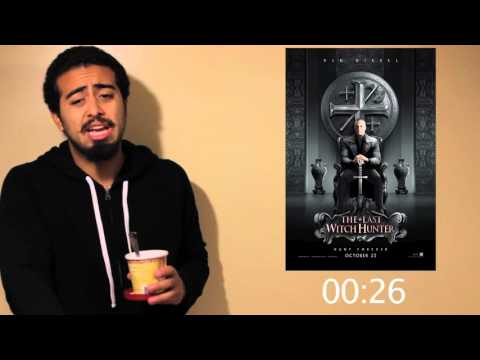 Quickie with Rob - The Last Witch Hunter