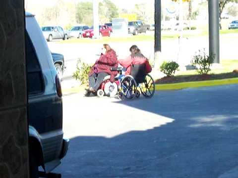 Ssbbw wheelchair