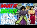 - What If Broly Had A Twin? Z Broly Vs Super Broly Dragon Ball Super Edition