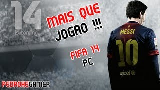 Fifa 14 ! Gameplay PT BR - PC//Real Madrid x Barcelona